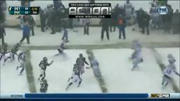 Eagles Snow-Win
