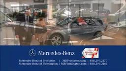 MercedesWinterEvent Mercedes Benz of Princeton