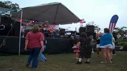 Charlie White Band, Mercer Marina 8/21/10