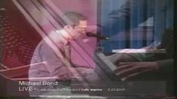 Michael Bond LIVE on Cafe Improv