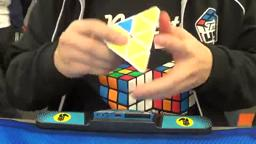 Pyraminx Pyraminx: 7.49 average (Princeton Winter 2014)