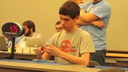 RubiksCubeFinals  Princeton Winter 2014 Finals