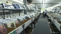 Store Tour Vinyl Records Princeton Record Exchange.