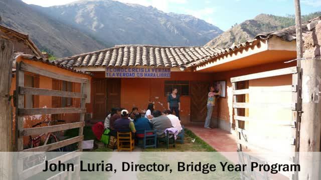 The Bridge Year Program