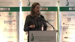 Barbara Byrne 2 February Lunch Princeton Regional Chamber